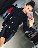 Женское очень  красивое кашемировое пальто, в расцветках