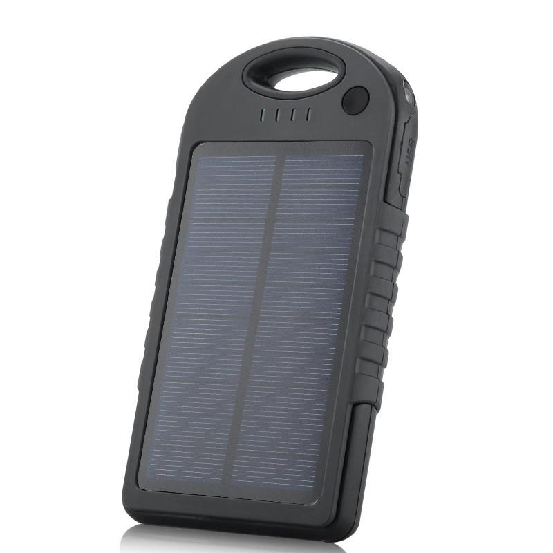 Солнечное зарядное устройство UKC 10800 mAh