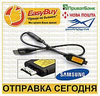 USB кабель Samsung для цифр фотоаппаратов заряжает юсб L100 L110 L120 L200 L201 L210 L310 L310W L313 L313W