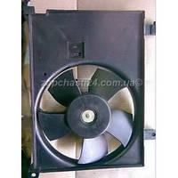 Вентилятор охлаждения дополнительный Ланос 1.5 Корея