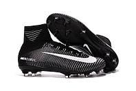 Футбольные бутсы Nike Mercurial Superfly Black