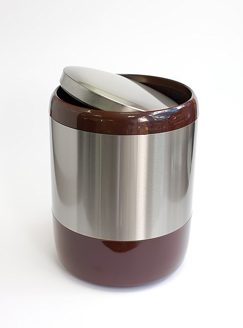 Відро для сміття у ванну і туалет