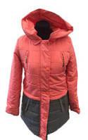 Пальто подросток девочка зима, фото 1