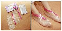 Носочки для пилинга sosu, носочки , носки для педикюра