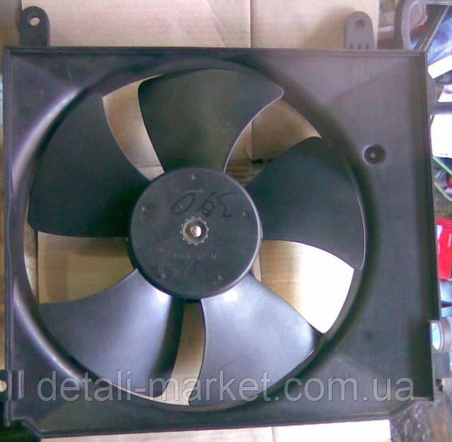 Вентилятор охлаждения Ланос
