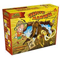 Настольная игра Easy Science Секреты мамонта 45102