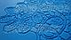 """Силиконовый коврик """"Салфетка 9"""", фото 3"""