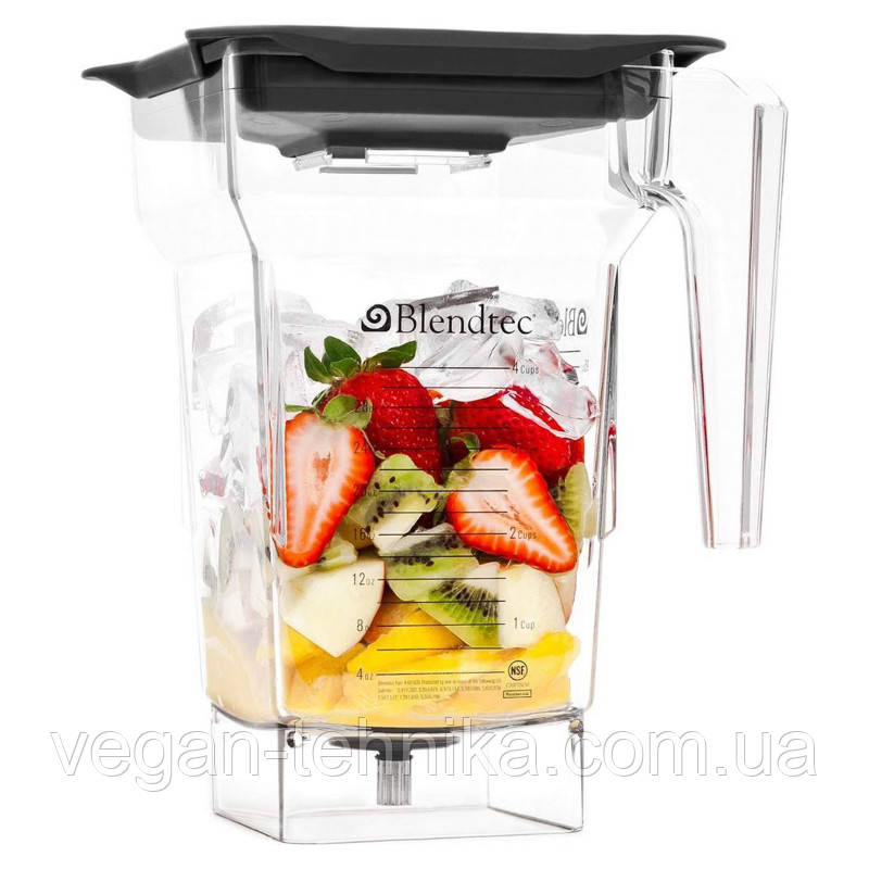 Чаша блендера Blendtec FourSide jar 1,89l