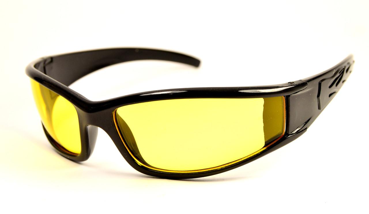 Очки для водителя желтые (6637 C4)
