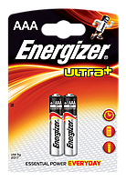 Батарейка ENERGIZER LR03 ULTRA PLUS 1x2