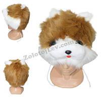 Карнавальная маска Кошка