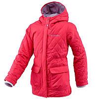 Куртка для девочек Columbia PRIMROSE PEAK™ JACKET розовая WG1487 637