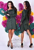 Женское современное платье ОА 260-NW