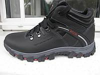Обувь зимняя мужская Ecco н89