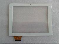 "Тач панель HOTATOUCH C233142A1-FPC701DR, 8"" 52 pin белый"