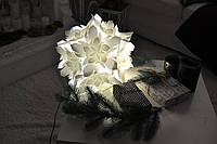 "Лампа-уютница (ночник) ""Снежинка"", фото 1"