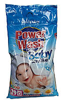 Детский порошок Power Wash Baby Sensitive- 2.2 кг.