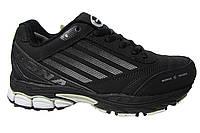 Женские кроссовки Bona, кожаные, черные Р. 37 39