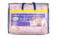 Защита на детскую кроватку стеганная 360х38 (Руно)