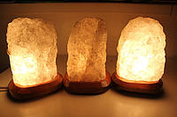 Соляная лампа Скала  1,5-2 кг