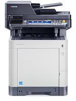 Полноцветное МФУ Kyocera ECOSYS M5526cdn – копир/ принтер/ полноцветный сканер/ факс формата А4.