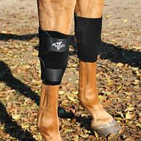 Ногавки защитные для коленных суставов лошади