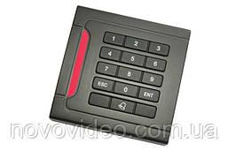 Автономный считыватель Proximity карточек EK05-A с контроллером в пластике