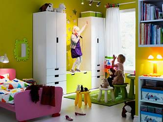Отопление детской комнаты.