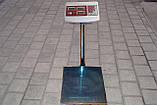 Весы товарные TCS-D 600 кг 600мм х 800мм, фото 2