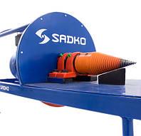 Дровокол электрический конусный Sadko (Садко) ES-2200  (повреждена упаковка) Бесплатная доставка