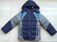 Зимняя подростковая курточка для мальчика