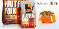 Nutra Mix PROFESSIONAL for Cats (Нутра Микс) корм для взрослых активных кошек 22.7 кг
