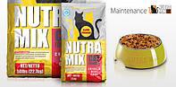 Nutra Mix MAINTENANCE Adult Cat (Нутра Микс) корм для взрослых кошек с умеренной активностью 9.07 кг