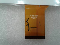 """Сенсорная панель MF-506-090F 9"""" 50 pin белая"""