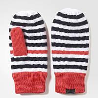 Детские варежки Adidas Striped Climawarm (Артикул: AY6520)