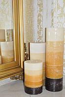 Напольные свечи, Большие свечи, каминные свечи , фото 1