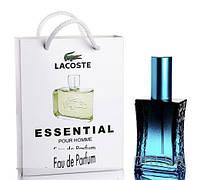 Мини парфюм мужской Lacoste Essential в подарочной упаковке 50 ml