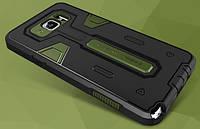 Чехол накладка Nillkin Samsung N920/Note 5 Defender II Green
