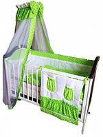 Комплект детского постельного белья Twins Comfort 8 элементов