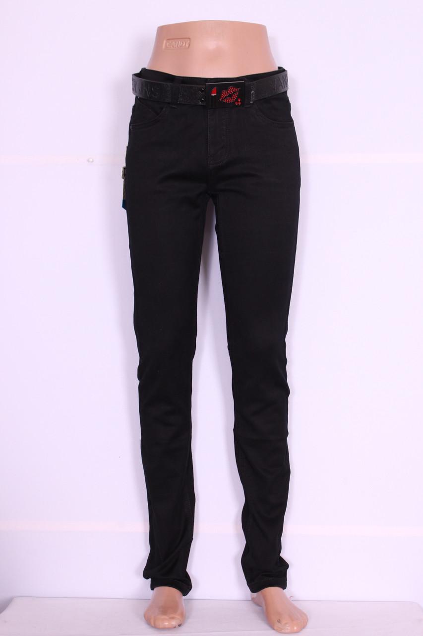 """Женские джинсы большого размера черные """" Vanver"""" ( размеры все есть)"""