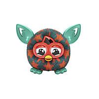 Furby Furbling Интерактивная игрушка Ферби бум оранжевые звезды Critter Orange Stars