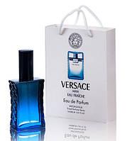 Мини парфюм мужской Versace Man Eau Fraiche в подарочной упаковке 50 ml