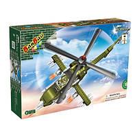 Конструктор BANBAO 8238 гелікоптер, 231 дет., фігурка, кор., 28-19-5,5 см