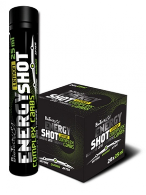 BioTech USA Energy Shot 20x25 ml