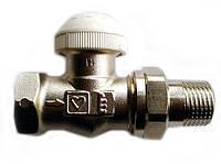 Термостатический клапан 1/2 ГЕРЦ-TS-90 проходной