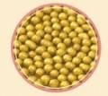 Сахарные шарики (золото, 2 мм)
