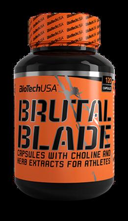 BioTech USA BRUTAL Blade 120 caps