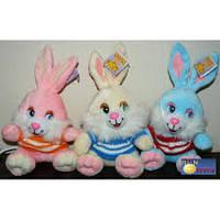 Мягкая игрушка озвученая Заяц в кофте №2391-19, отличные подарки детям и девушкам , отличный подарок
