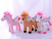 Мягкая игрушка Лошадка №883,подарки для детей,пушистая,качественная, лучший подарок для малышей