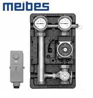 Насосная группа Meibes D-MTV 1* с насосом Grundfos UPS 25-60 (Huch EnTEC) 102.10.025.01GF